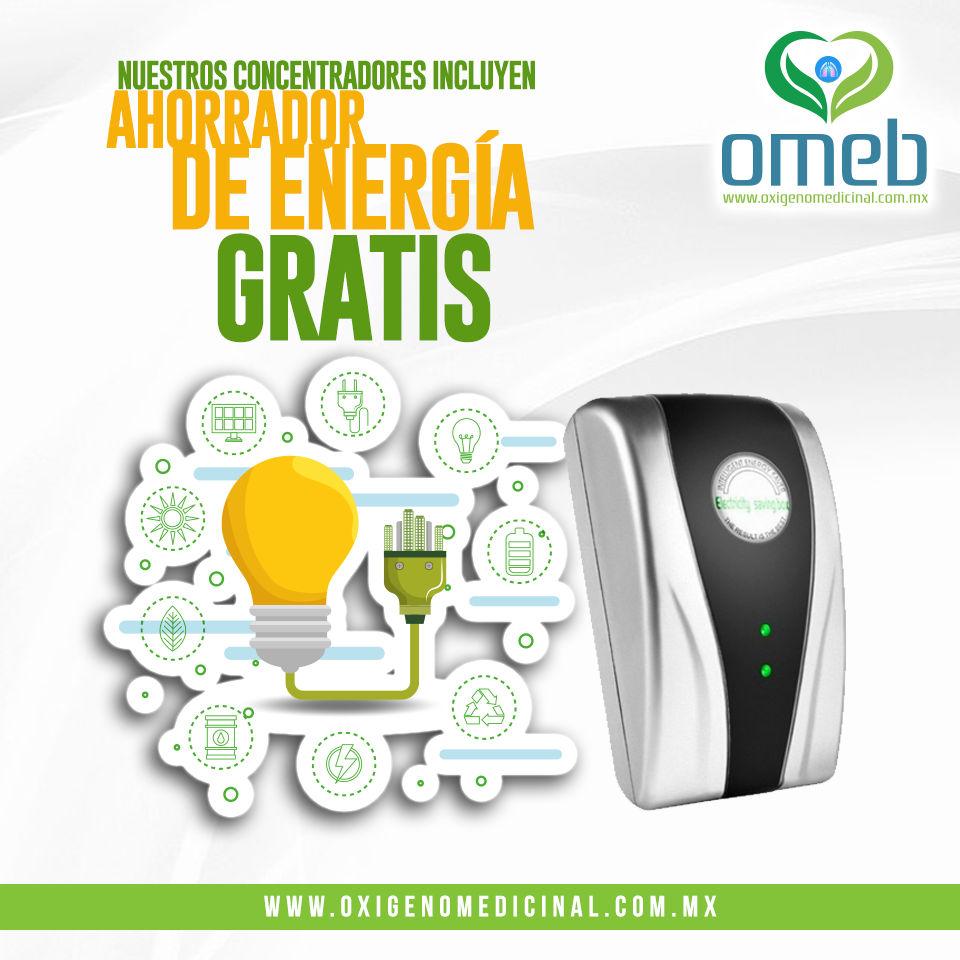 Ahorrador de Energía Gratis