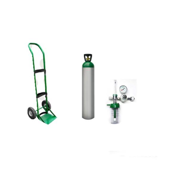 Cilindro de Oxígeno de 3500 Lts.